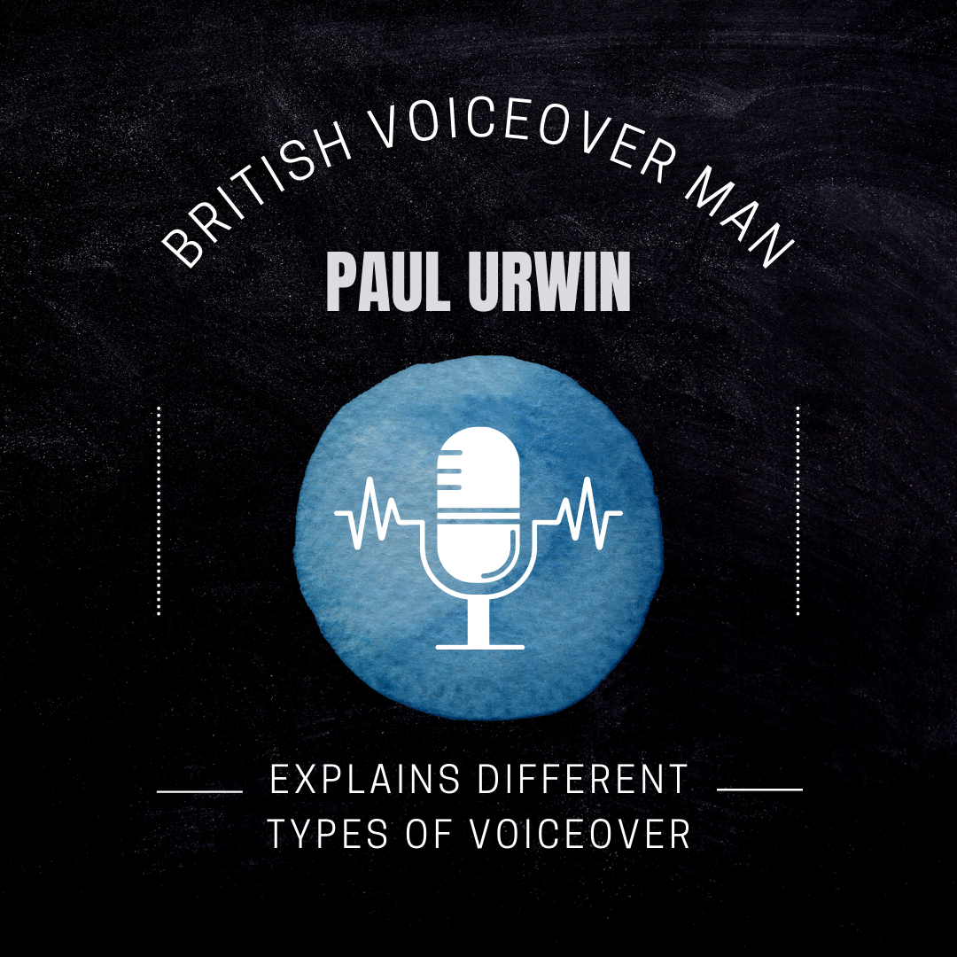 Different Types Of Voice Over